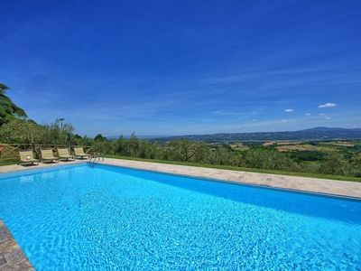 Photo for 3BR Country House / Chateau Vacation Rental in San Casciano dei bagni, Toscana