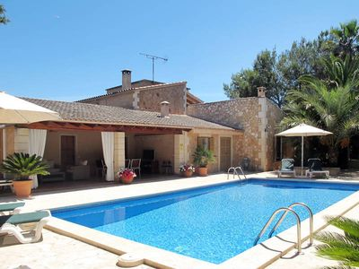 Photo for Holiday house Son Gram in Campos, Majorca - 6 persons, 3 bedrooms