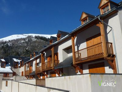 Wifi, parking, télévision, casier à ski, 37m², Saint Lary Soulan