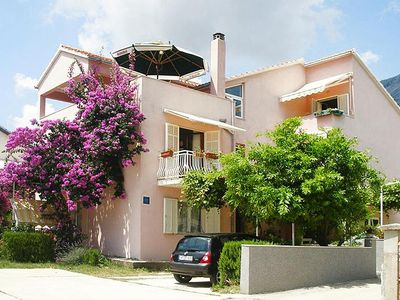 Photo for Apartments im Haus Marija, Orebic  in Peljesac - 4 persons, 1 bedroom