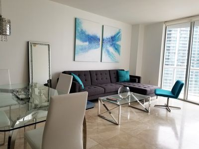 Photo for Spacious one bedroom in Miami Brickell.