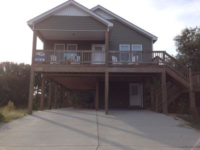 Photo for Family friendly sound side rental home