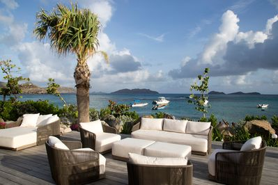 Ocean View and Outdoor Living