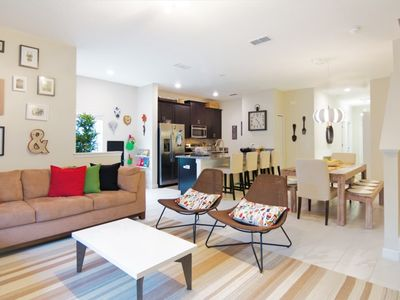 Photo for Brand New 5 Beds Townhome at Storey Lake   (A5TSL4814)