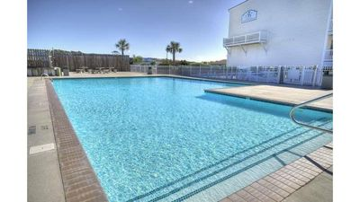 Photo for This 3 BR/2.5 BA Ocean View Condo Has It All-POOL,Elevator,Pets & BEACH-Sleeps 9