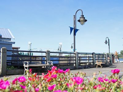 Photo for Luxury Riverfront Condo Overlooking Boardwalk