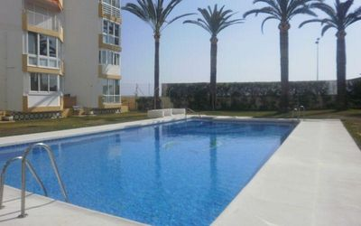 Photo for Apartment near of Torrecilla beach, 1 bedroom, Wifi, Air Conditioning.