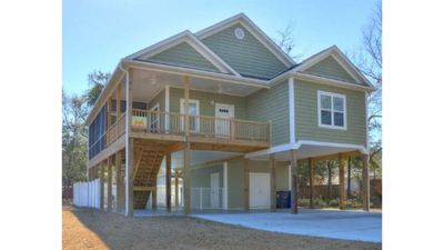 Photo for Beautiful, BRAND NEW 3 Bdrm/2.5 Bath with POOL and Water Views-Sleeps10