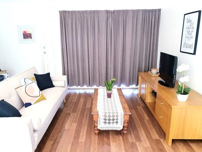 Photo for Holiday & corporate accommodation. New listing Feb20! Close to CBD at Norwood.