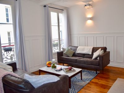 Photo for Central Marais-Beaubourg 1 Bedroom Flat