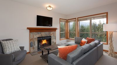 Photo for Painted Cliff 12  Comfortable 2 Bedroom Ski In/Ski Out Townhome with Parking