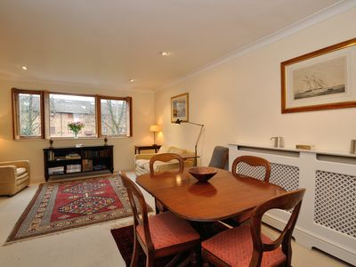 Photo for Charming 2 bed property, fabulously located in desirable Notting Hill (Veeve)