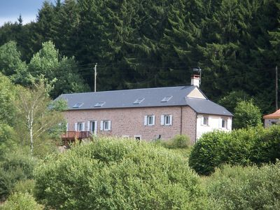 Photo for Bed and Breakfast in the heart of the Parc Naturel Régional du Morvan-Lac St. Agnan