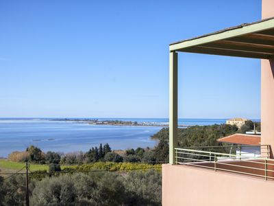 Photo for 2020 Sunset View Maisonette with Pool Now With 10%Off For Bookings In Early July