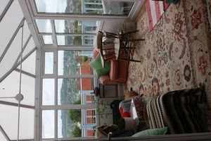 Photo for Imperfectly Perfect home with garden and awesome views over Bath