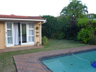 Photo for Morningside, Durban - Peaceful Garden Cottage!
