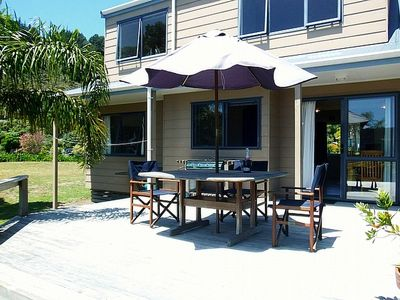 Photo for Palm Retreat - Matarangi Holiday Home