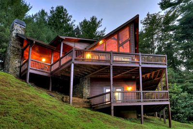 A Great Vacation Cabin Rental For Your Next North Georgia Mountain Retreat Mineral Bluff