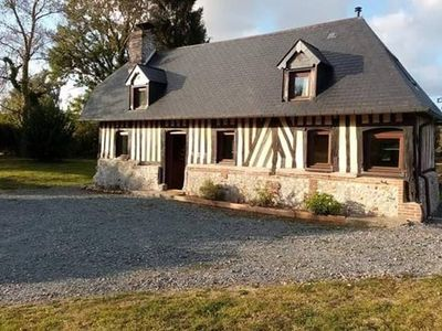 Photo for 2BR House Vacation Rental in Le Theil-en-Auge