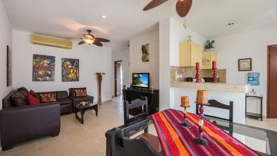 Photo for Fabulous 2 Bedroom Penthouse in the center of Playa del Carmen by BRIC Vacation Rentals