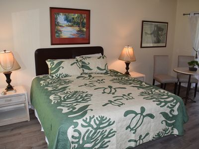 Photo for Newly Remodeled ,1 Bedroom,1 Bath,Studio Style Second Floor Condo in Princeville