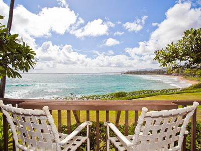 Photo for Oceanfront on Kauai starting at $140/night!