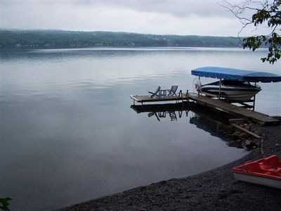 Photo for Canandaigua Lake Cottage in the Woods