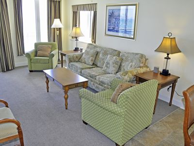 Photo for No.Myrtle Beach's Finest Resort,. fabulous Very plush and clean, Oceanfront.