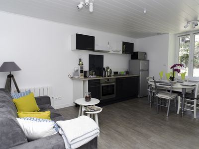 Photo for 1BR Apartment Vacation Rental in Champeix, Auvergne-Rhône-Alpes