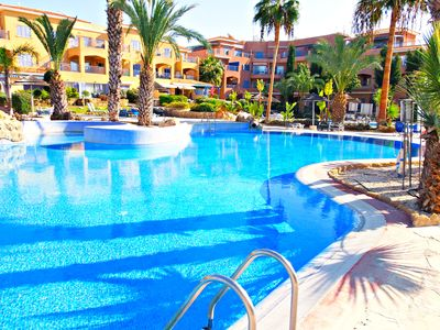 Photo for Kato Paphos - Exclusive 2 Bed Townhouse in Prime Tourist Area - Stunning Pools
