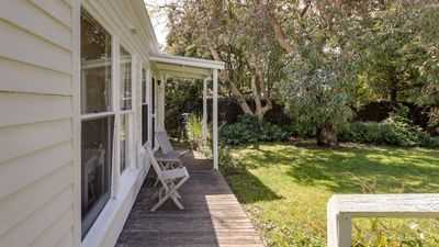 Photo for Heronswood Cottage - A newly renovated one bedroom cottage