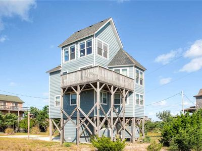 Photo for Enjoy Captivating Views w/ Easy Beach Access from Home! Semi-Oceanfront, Salvo