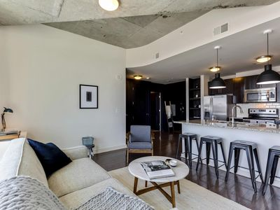 Photo for Charming 2BR w/ Pool + Gym in Uptown Charlotte