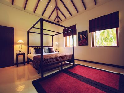 Photo for Private beach front Villa in Tangalle