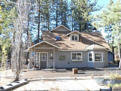 Photo for 3937A - Tahoe Meadows Cabin, Walk To Beach
