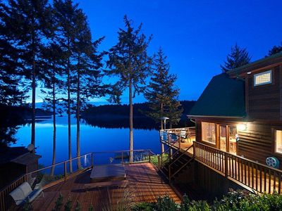 Photo for 2BR Cottage Vacation Rental in Mayne Island, BC