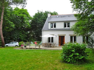 Photo for holiday home, Moëlan-sur-Mer  in Finistère - 8 persons, 4 bedrooms