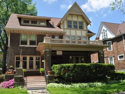 Photo for Large Historic Arts and Crafts Style Home within 10 min walk to The Falls
