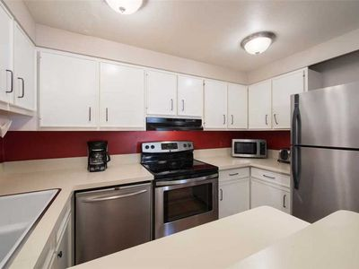 Photo for A first floor, 2 bedroom condominium located in Teton Village
