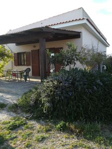 Photo for Holiday home with 4 beds, Porto pino Sant'Anna Arresi, kitesurfing