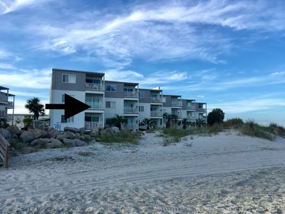 Photo for Oceanfront 2 BR/2 BA Condo! End unit with AMAZING views of the ocean and inlet!
