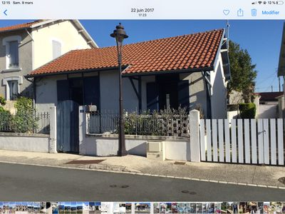 Photo for Rent small charming house 50 m beach quiet area