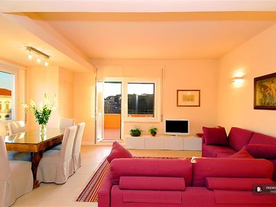 Photo for Friendly Rentals The Tosca Apartment in Rome