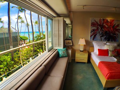 Photo for Diamondhead Beachfront Condo with your own private beach