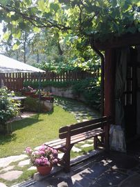 App. Francoise-Gorgeous house with garden in the green heart of the Alps Occitane