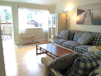 Photo for Cultus Lake-Beautiful Holiday Getaway Cabin:  2 Bdrm Simple, Cute, Cozy & Clean!