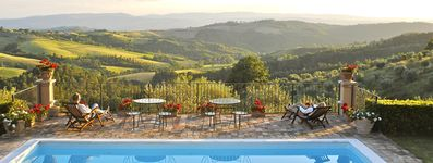 Photo for Double bedroom in a charming hotel with pool in the green Umbria