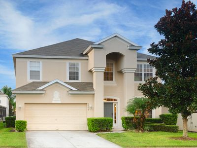 Photo for Disney World... Minutes Away! Luxury 6 BR/4 BA 5 Star Villa in Winds