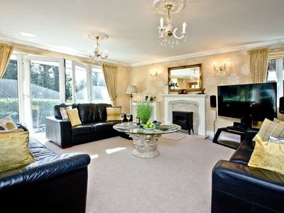 Photo for 4 bedroom accommodation in Torquay