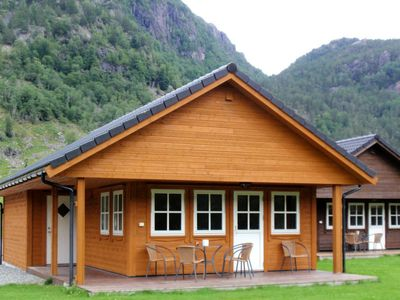 Photo for Vacation home Trolltunga (FJH331) in Rullestad - 6 persons, 2 bedrooms